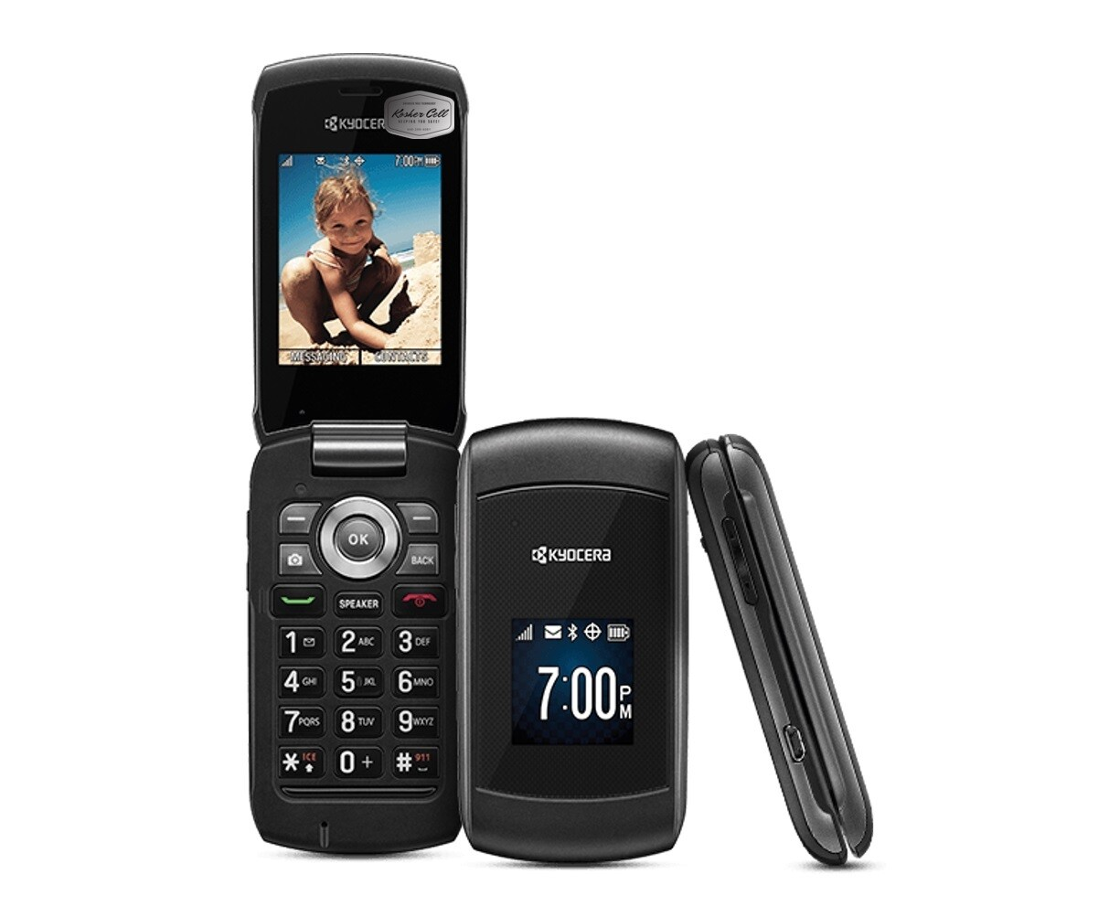 Kyocera Kona Sprint Kosher Phone