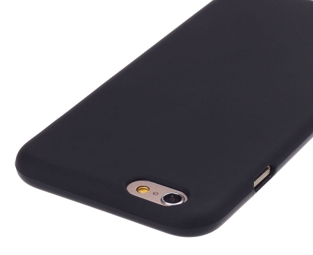 brand new adc20 2674f Case for iPhone 6 6S,Cotowin [Black] Matte TPU Soft Case Cover for iPhone 6  & iPhone 6S 4.7-Inch