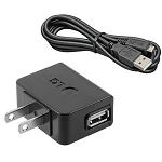 LG OEM AC Wall Charger Adapter with Micro USB Cable for