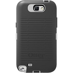 Otterbox Defender Series Case And Holster For Samsung Galaxy Note 2 Glacier