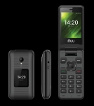 Kosher NUU Verizon/GSM Unlocked 4g Flip Phone