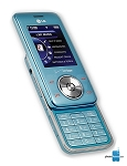 LG VX8550 LIGHT BLUE