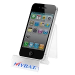 MyBat Universal Transparent Clear Chair Phone Holder - Retail Packaged