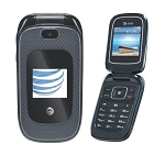 New ZTE Z222 AT&T Unlocked 3G GSM Bluetooth with Camera Flip Phone