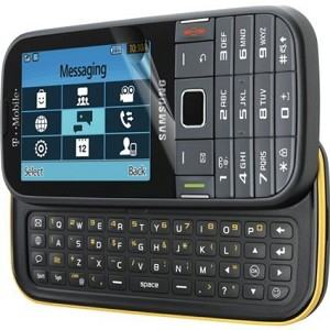 Samsung Gravity TXT SGH-T379 - T-Mobile Unlocked Qwerty Key Cell Slide Phone