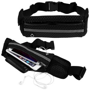 983210836119 Unisex Travel Running Jogging Cycling Waist Pack Belt Bum Bag Mobile Phone  Pouch