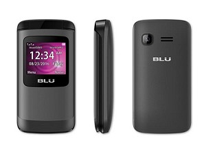 BLU ZOEY FLEX 3G Z170L H20 $30 UNLIMITED PLAN INCLUDED