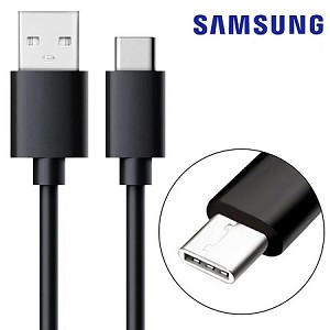 Samsung OEM Type C Cables for S8- BLACK