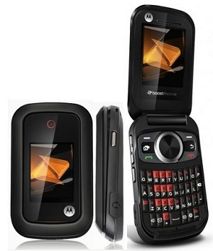 Liberty Mobile Motorola Rambler Preloaded