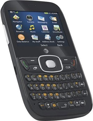 ZTE Z432 - Black (AT&T) Cellular Phone